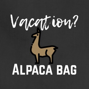 Vacation? - Adjustable Apron