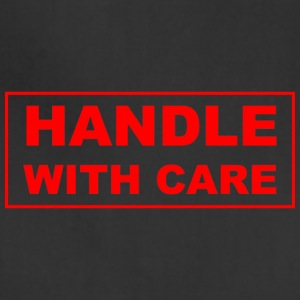 Handle with care - Adjustable Apron