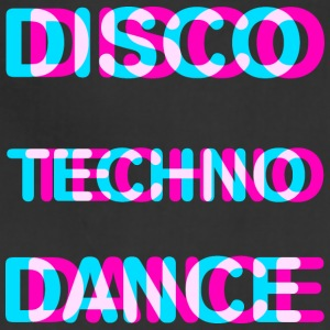 Disco dance techno - Adjustable Apron
