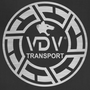 VDV Transport Logo Design - Adjustable Apron