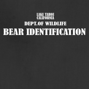 Bear Identifikation - Adjustable Apron