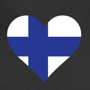 A Heart For Finland - Adjustable Apron