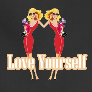 Love yourself - Adjustable Apron