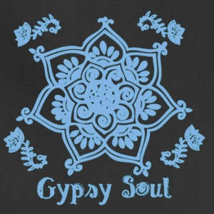 Gypsy Soul Bohemian Yoga Shirt - Adjustable Apron