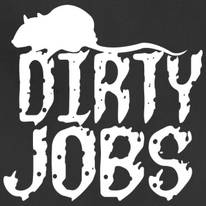 Dirty jobs - Adjustable Apron