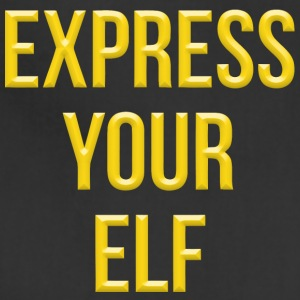 Express your elf - Adjustable Apron