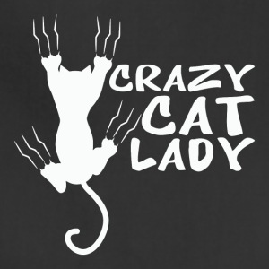Crazy Cat Lady - Adjustable Apron