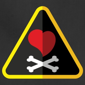 Love is a Pirate (Sometimes) - Adjustable Apron