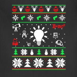 Physics Christmas Shirt - Adjustable Apron