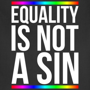Equality is not a sin - Adjustable Apron
