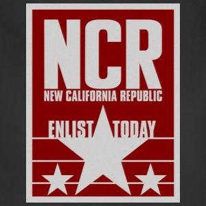 new california republic - Adjustable Apron