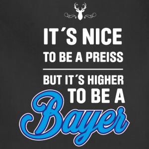 Bavarian! Bayer! Bayern! - Adjustable Apron