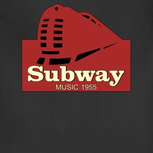 Subway Music 1955 - Adjustable Apron