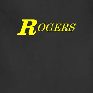 Rogers Drums Yellow - Adjustable Apron
