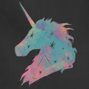 Unicorn Stars Gift Shirt High Quality - Adjustable Apron