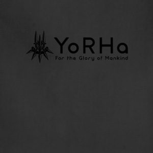YoRHa White - Adjustable Apron