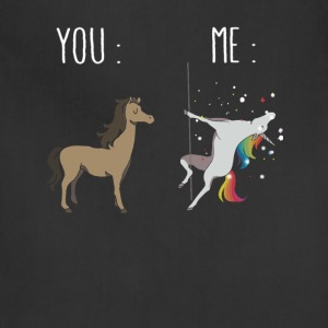 You and me Unicorn - Adjustable Apron