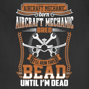 Aircraft Mechanic Shirt - Adjustable Apron