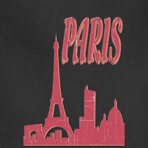 Paris city - Adjustable Apron