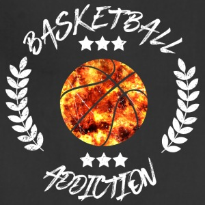 Basketball Addcition Bball Sport Team addicted - Adjustable Apron