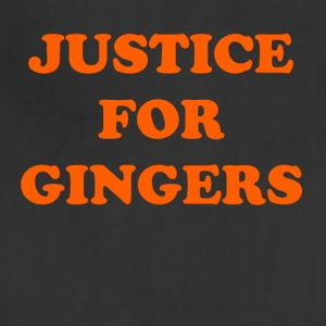 Justice For Gingers - Adjustable Apron