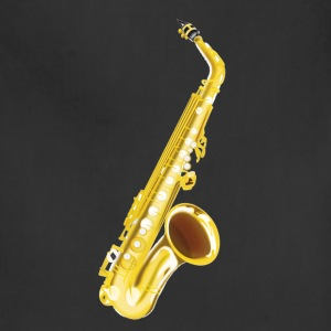Saxophone, musical instrument, sax - Adjustable Apron