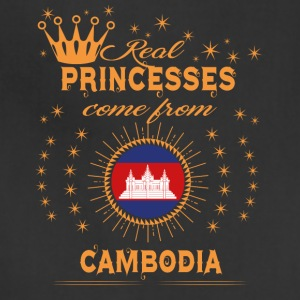 love princesses come from CAMBODIA - Adjustable Apron