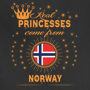 love princesses come from NORWAY - Adjustable Apron