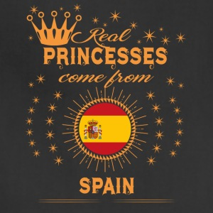 love princesses come from SPAIN - Adjustable Apron