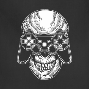 Skull Gamers. Gaming till the end. - Adjustable Apron