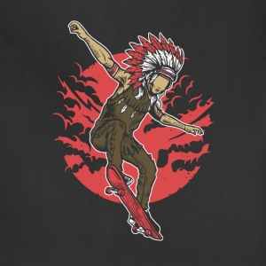 Indian Chief Skateboard. Chief Of Skateboarding. - Adjustable Apron
