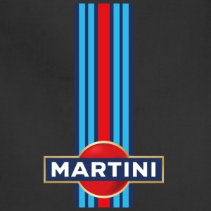 Martini Racing - Adjustable Apron