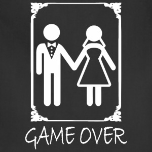 Game Over Gamer - Adjustable Apron