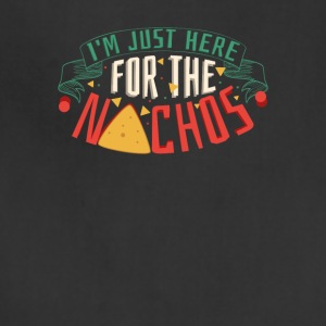 I'm Just Here For The Nachos Christmas Gifts - Adjustable Apron