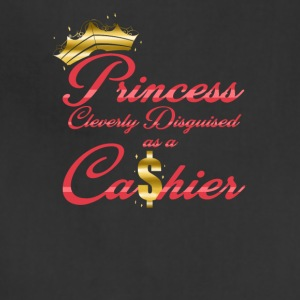 Princess Cleverly Disguised as a Cashier Retail - Adjustable Apron