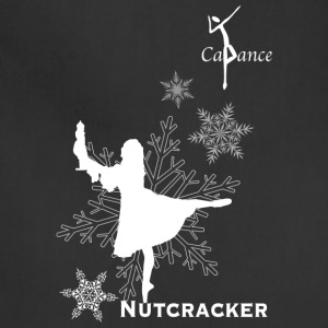 2017 Nutcracker Snowflake - Adjustable Apron