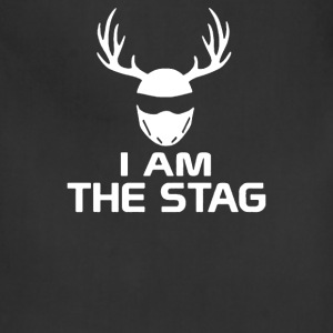 I Am The Stag Stag Night Hen Wedding - Adjustable Apron