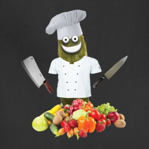 Chef Pickle - Adjustable Apron