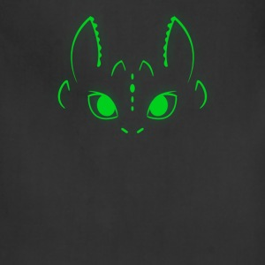 Neon Toothless - Adjustable Apron