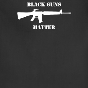 Black Guns Matter M16 - Adjustable Apron