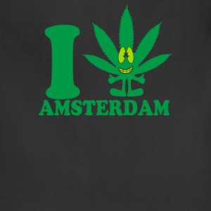 I Love Amsterdam - Adjustable Apron