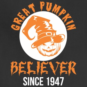 Halloween Great Pumpkin Believer Since 1947 - Adjustable Apron