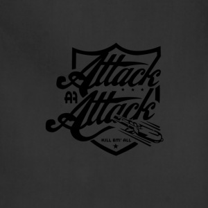 attack-attack - Adjustable Apron