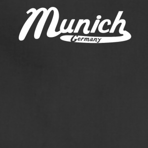 Munich Germany Vintage Logo - Adjustable Apron