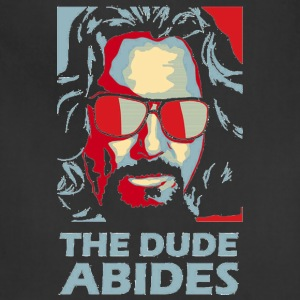 The Dude Abides Man - Adjustable Apron