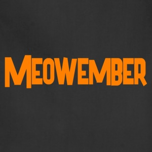 meowember - Adjustable Apron