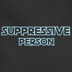 Suppressive Person - Adjustable Apron