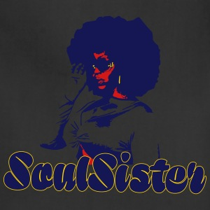 Soul Sister 4 - Adjustable Apron