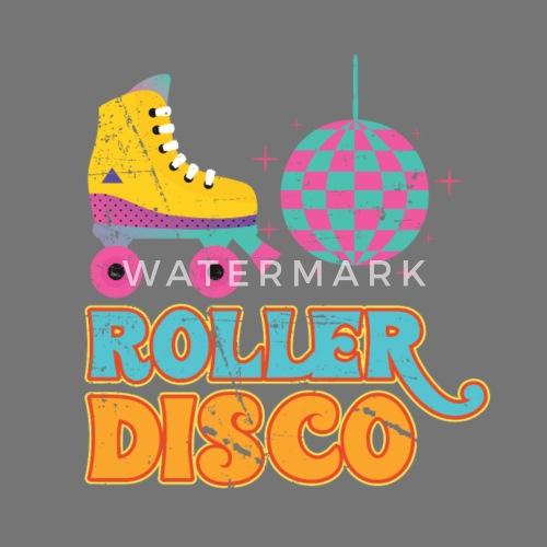 roller disco costume