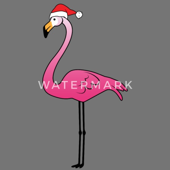 7d04a2447e36 Pink Flamingo > Santa Claus Hat Cap > Xmas Motive Apron | Spreadshirt